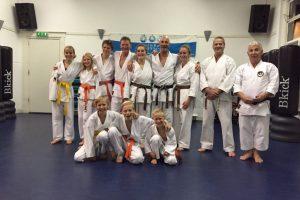 Karate examen nov 2015
